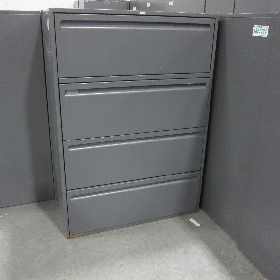 Haworth 4 Drawer 36