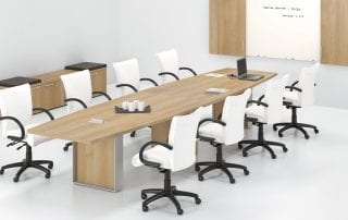 Groupe LaCasse Conference Table