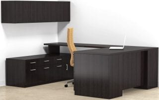 Jasper Desk Laminate Desk, Connect