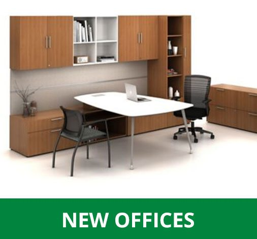 New AOI Offices