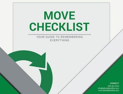 AOI Move Checklist