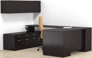 Jasper Desk Laminate Desk, Connect