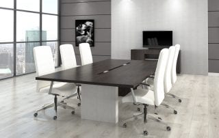 Indiana Furniture One10 Conference Table Typical 01