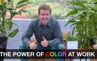 The Power of Color in the Workplace